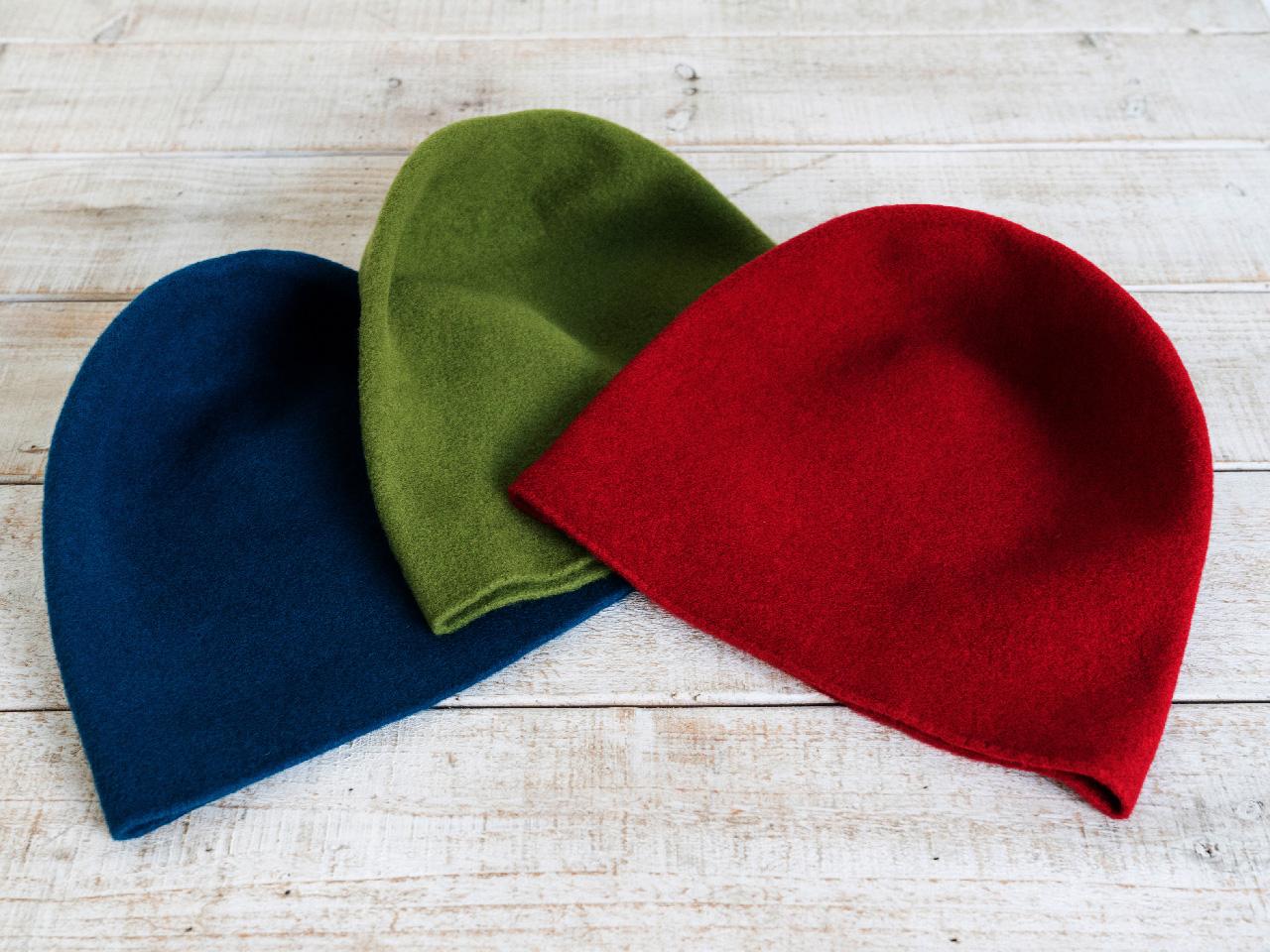 e702cdcac Boiled Wool Beanie – Kopka Accessories
