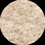 sand-meliert